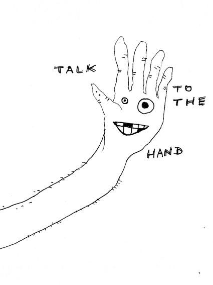 Bossy Hand