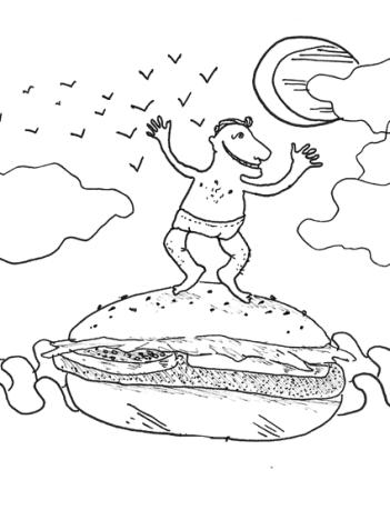 Burger weekend