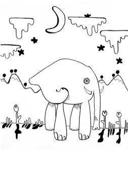 china white elephant