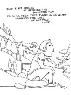 Lover's peak