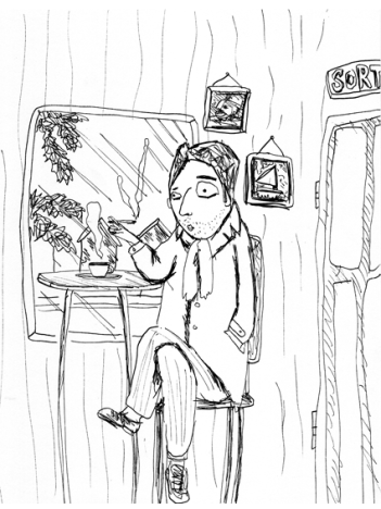 Marcel portrait