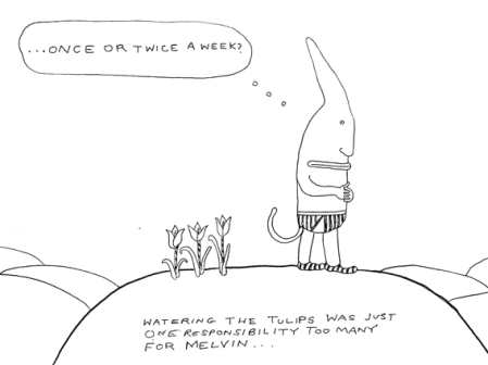 melvins dilema