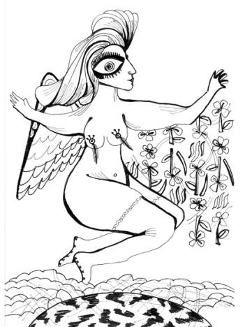 One Eyed Angel
