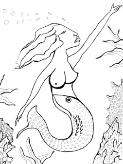 The Mermaid Paradox